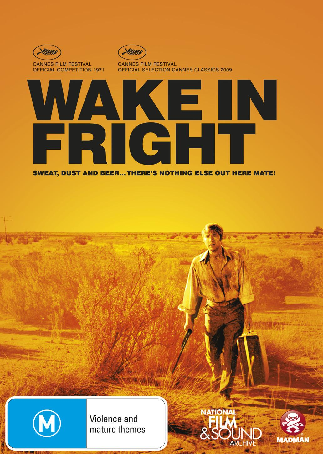 Wake In Fright (Standard Edition) (DVD)