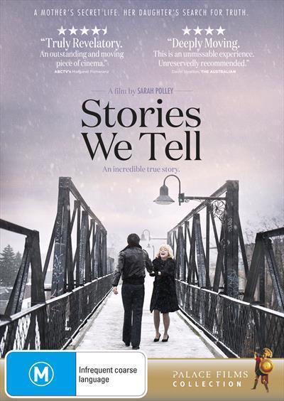 Stories WeTell(DVD)