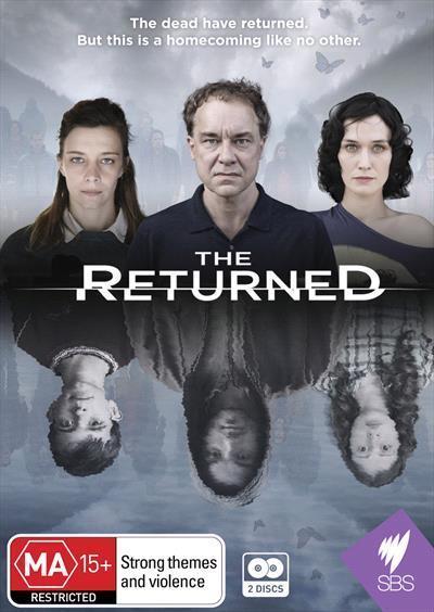 The Returned / Les Revenants (DVD)