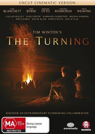 Tim Winton's TheTurning(DVD)