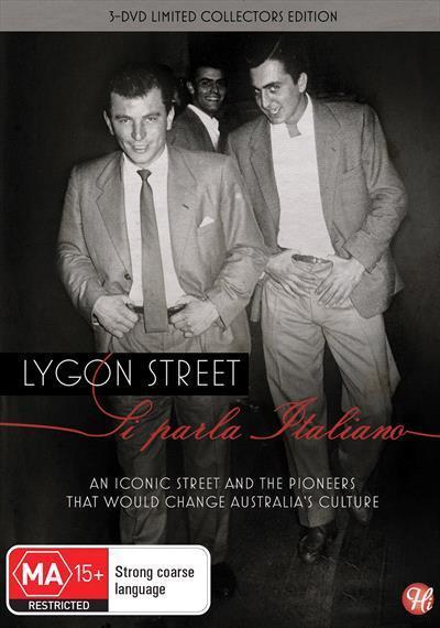 Lygon Street - Si Parla Italiano (DVD)