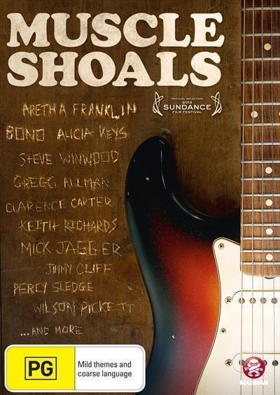 MuscleShoals(DVD)
