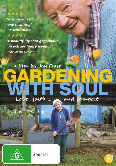 Gardening With Soul (DVD)
