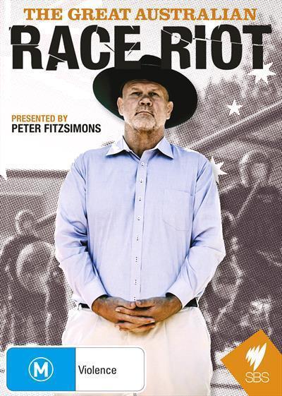 The Great Australian RaceRiot(DVD)