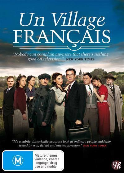 Un Village Francais: Volume1(DVD)