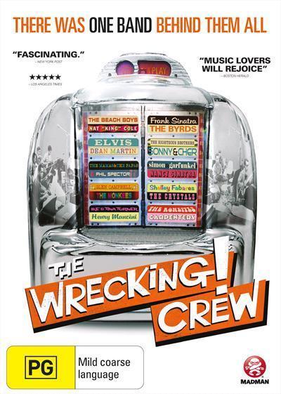The WreckingCrew(DVD)