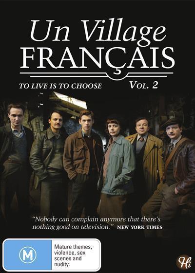 Un Village Francais: Volume2(DVD)