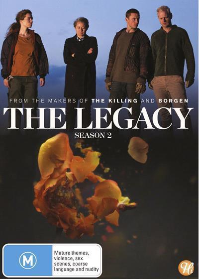 The Legacy: Season 2 (DVD)