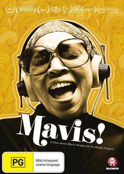 Mavis!(DVD)