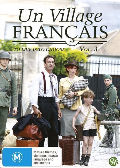Un Village Francais: Volume3(DVD)