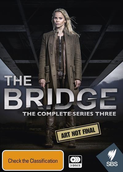 The Bridge: Complete Series3(DVD)