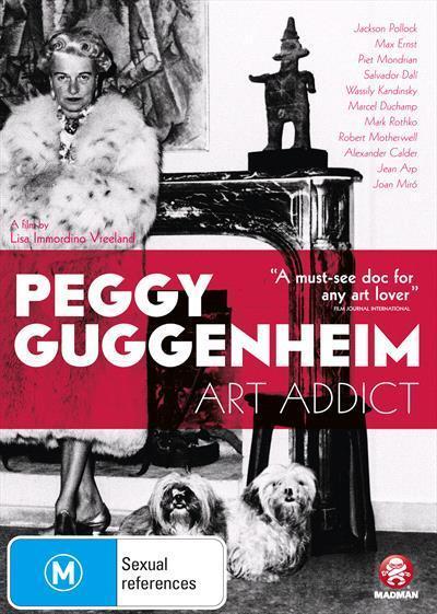 Peggy Guggenheim: Art Addict (DVD)