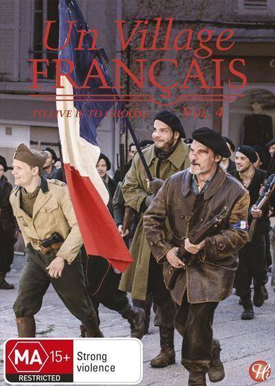 Un Village Francais: Volume4(DVD)