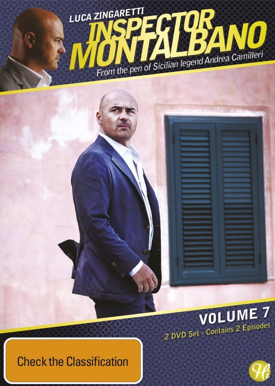 Inspector Montalbano: Volume7(DVD)