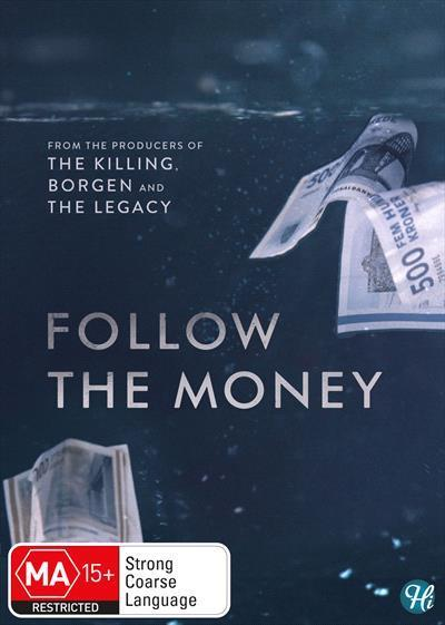 Follow The Money: Season 1 (DVD)