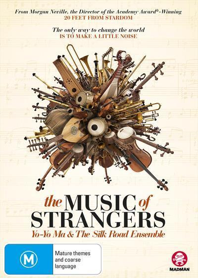 The Music Of Strangers: Yo-Yo Ma and the Silk Road Ensemble (DVD)