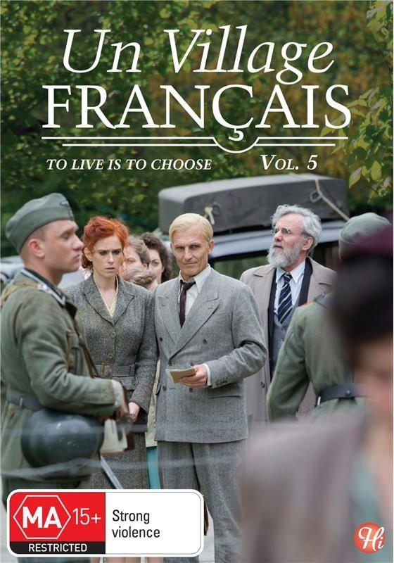 Un Village Francais: Volume 5 (DVD)