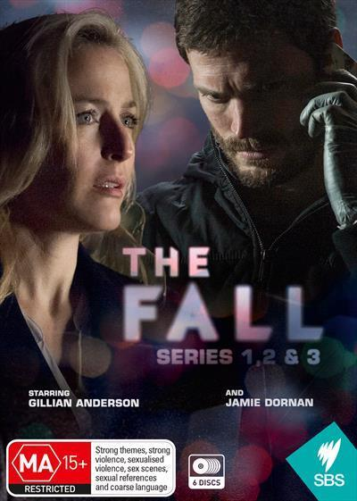 The Fall: Complete Series 1-3 (DVD)
