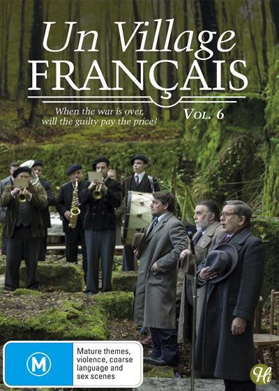 Un Village Francais: Volume 6 (DVD)