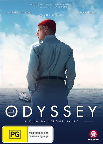 TheOdyssey(DVD)