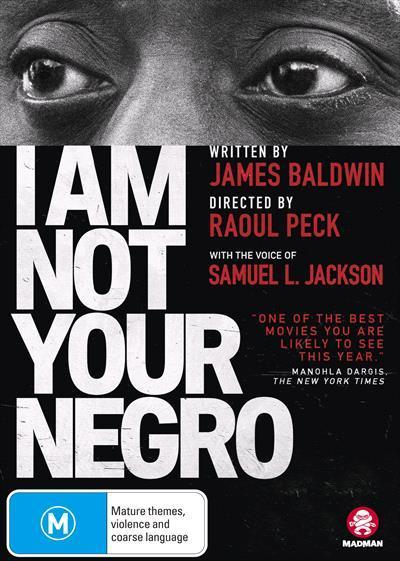 I Am Not YourNegro(DVD)