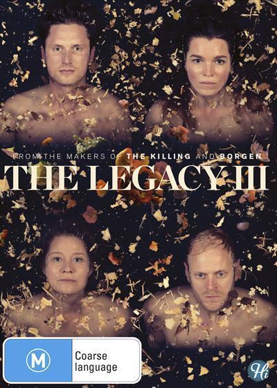 The Legacy: Season3(DVD)