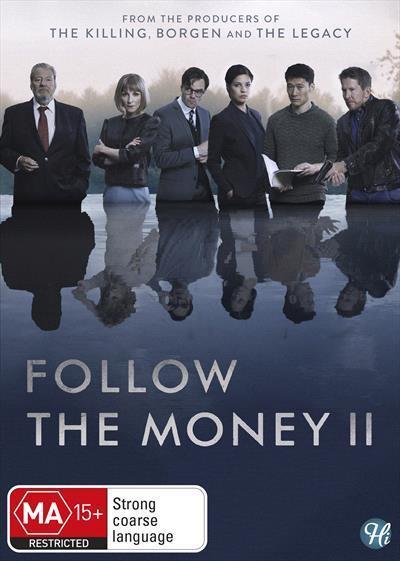 Follow the Money: Season2(DVD)