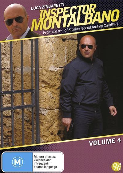 Inspector Montalbano: Volume4(DVD)