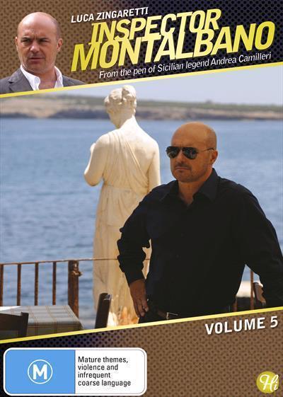 Inspector Montalbano: Volume5(DVD)