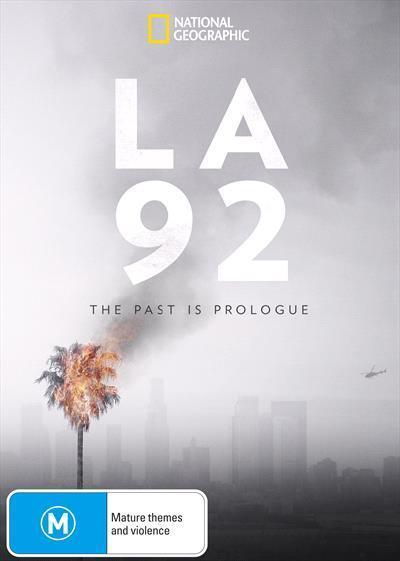 LA92(DVD)