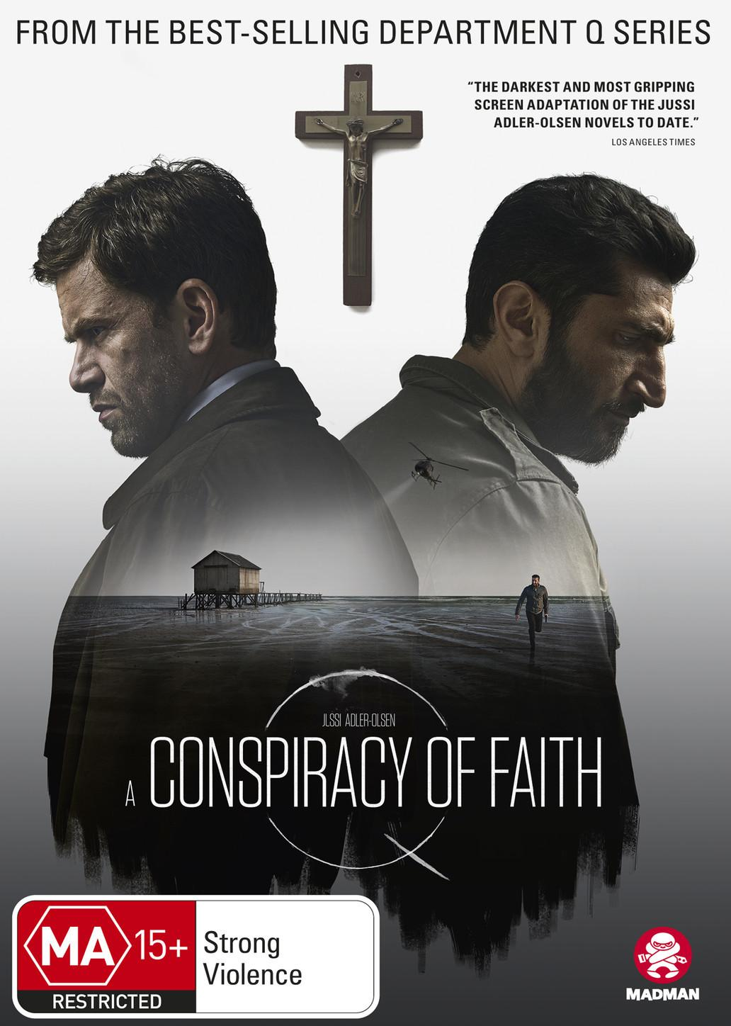 A Conspiracy of Faith (DVD)
