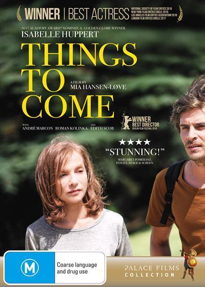 Things toCome(DVD)