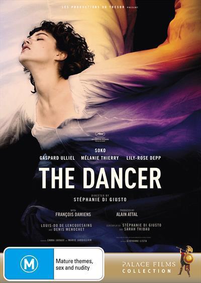 TheDancer(DVD)