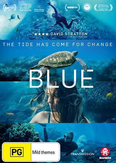 Blue(DVD)