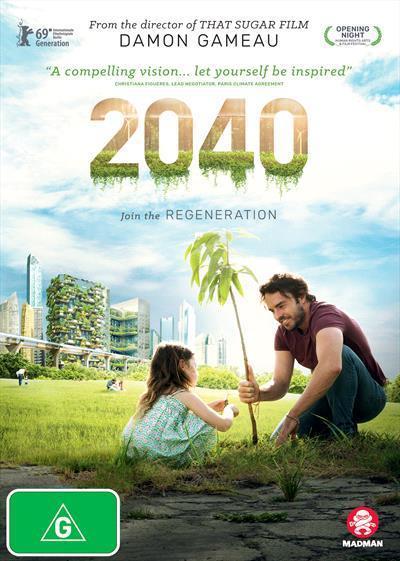 2040(DVD)