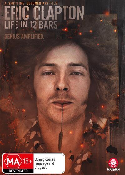 Eric Clapton: Life In 12 Bars (DVD)
