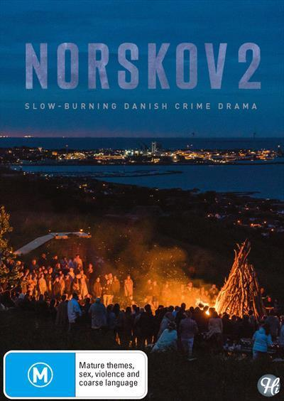 Norskov: Season2(DVD)