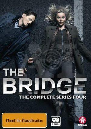 The Bridge: Series 4 (DVD)