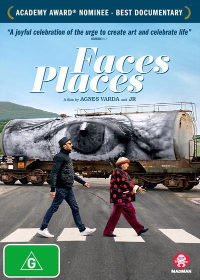 Faces Places (DVD)