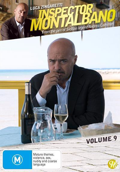 Inspector Montalbano: Volume9(DVD)