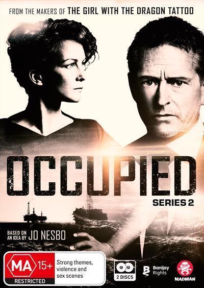 Occupied: Series2(DVD)