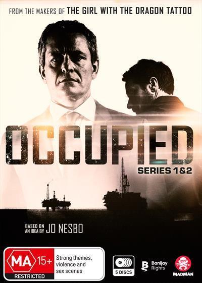 Occupied: Series 1 & 2(Box-set)(DVD)