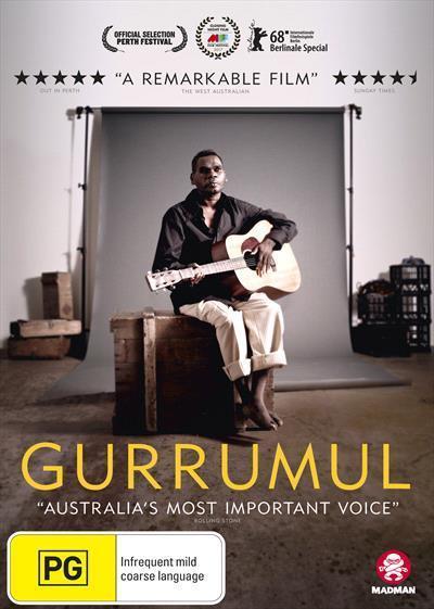 Gurrumul(DVD)