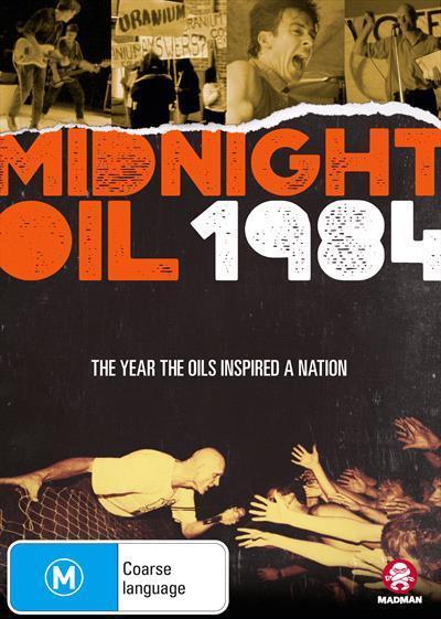 Midnight Oil1984(DVD)