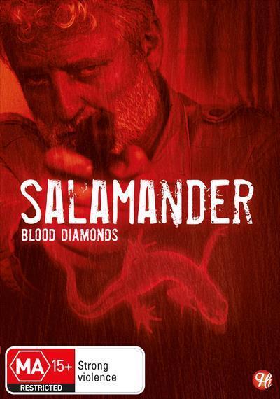 Salamander: BloodDiamonds(DVD)