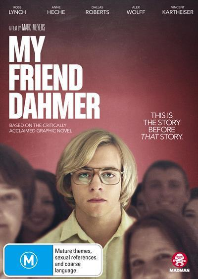 My Friend Dahmer (DVD)