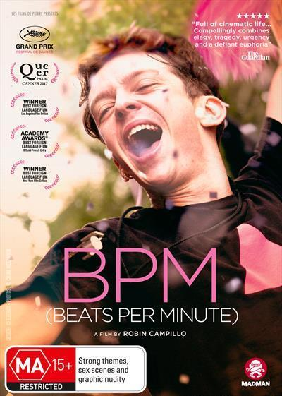 BPM (Beats Per Minute) (DVD)