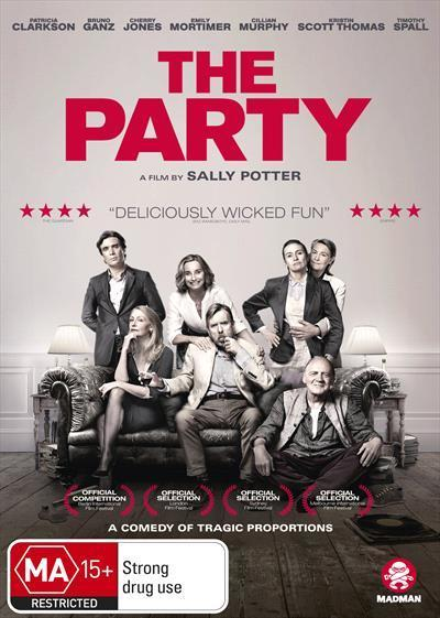 TheParty(DVD)