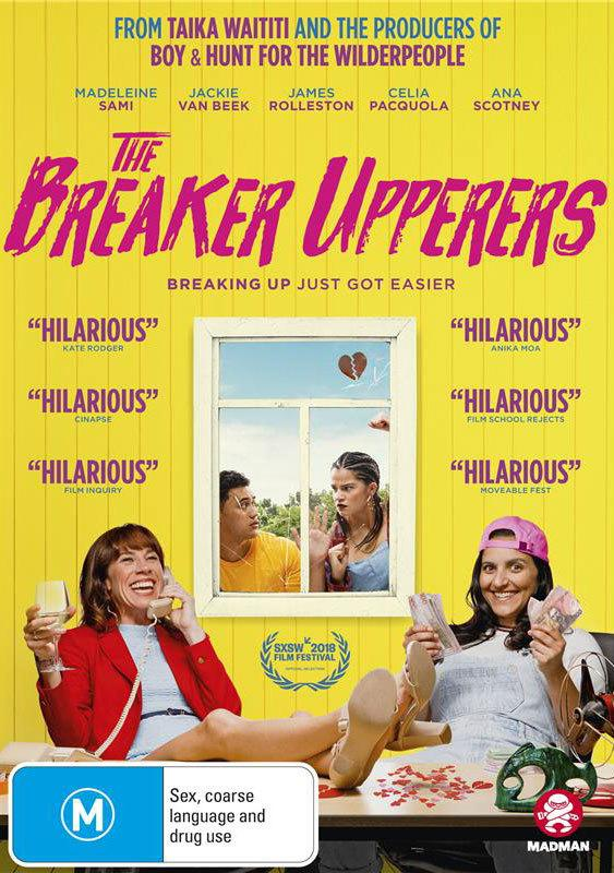 The Breaker Upperers (DVD)
