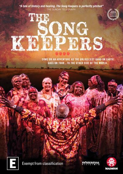 SongKeepers(DVD)
